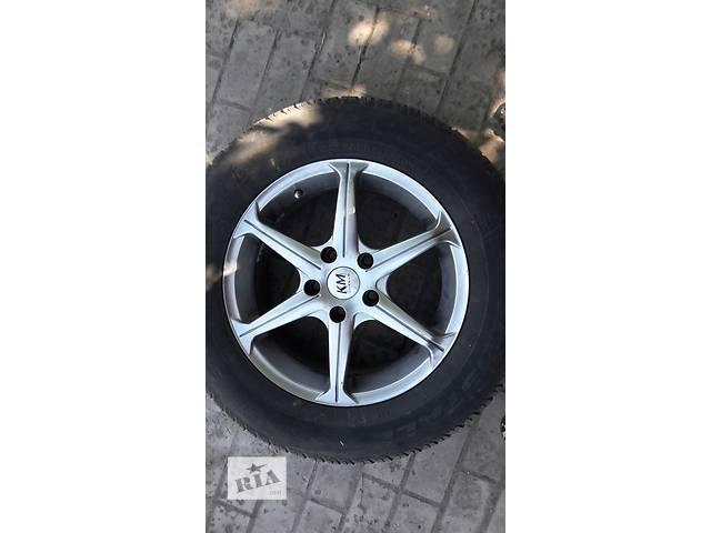продам Б/у диск с шиной для кроссовера Hyundai Tucson бу в Днепре (Днепропетровске)