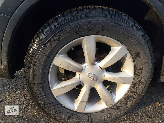 бу Б/у диск с шиной для кроссовера Infiniti FX в Одессе