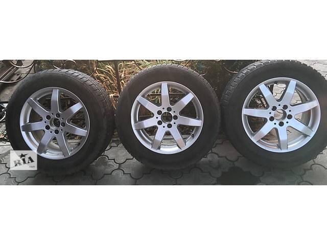 продам Б/у диск с шиной для кроссовера Mercedes GLK 280 бу в Днепре (Днепропетровске)