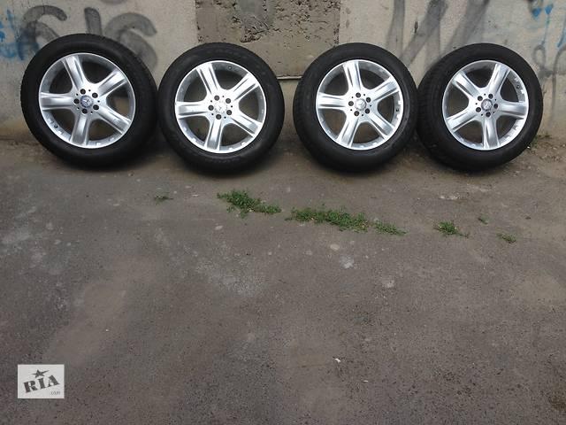 Б/у диск с шиной для кроссовера Mercedes ML-Class- объявление о продаже  в Одессе