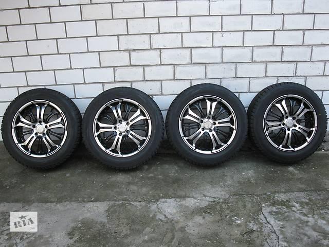 купить бу Б/у диск с шиной для кроссовера Mitsubishi Outlander XL в Харькове