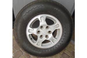 б/у диски с шинами Mitsubishi