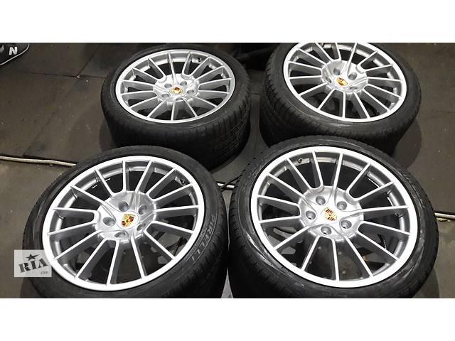 бу Б/у диск с шиной для кроссовера Porsche Cayenne в Днепре (Днепропетровске)