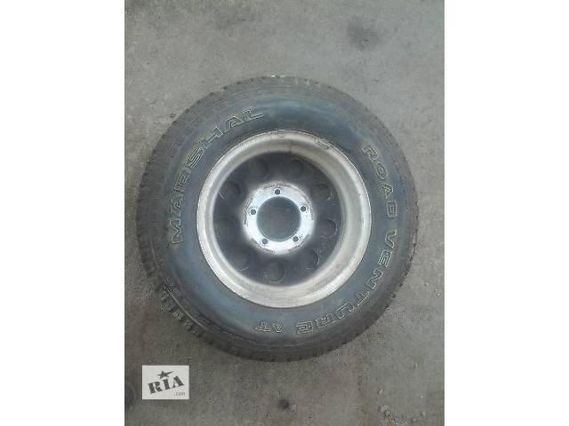 Б/у диск с шиной для кроссовера Suzuki Vitara 1994- объявление о продаже  в Белой Церкви (Киевской обл.)