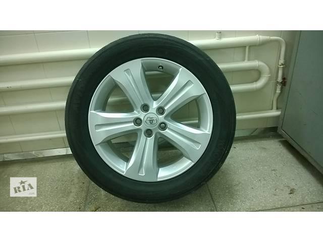 продам Б/у диск с шиной для кроссовера Toyota Highlander бу в Черкассах