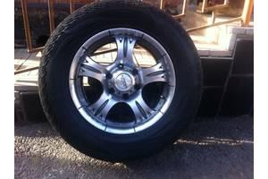 б/у Диски с шинами Toyota Land Cruiser Prado 120