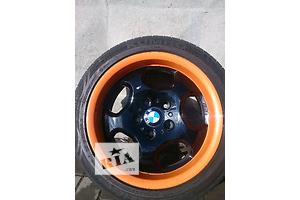 б/у диски с шинами BMW 320
