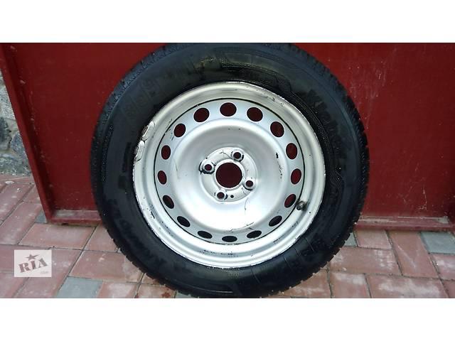 бу Б/у диск с шиной для легкового авто 185/65/ R15 в Лубнах