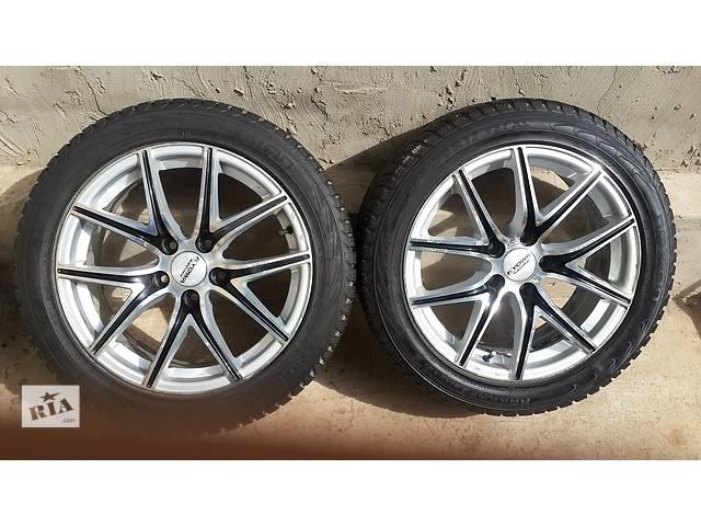 продам Б/у диски на зимней резине для легкового авто 225/50 R17 идеал бу в Херсоне