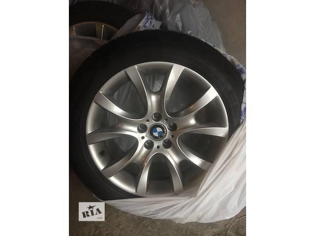 купить бу BMW X 6 диск с шиной 255 50 19 в Днепре (Днепропетровске)