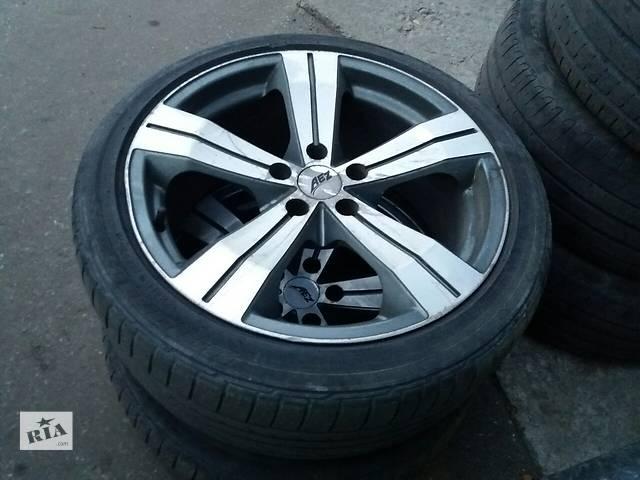 бу Б/у диск с шиной для легкового авто Audi A6 Allroad в Житомире