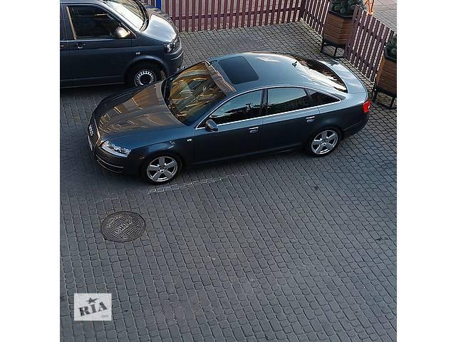 Б/у диск с шиной для легкового авто Audi A6- объявление о продаже  в Ровно