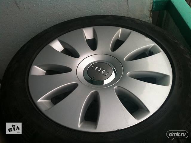 бу Б/у диск с шиной для легкового авто Audi A6  в Червонограде