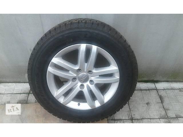 продам Б/у диск с шиной для легкового авто Audi Q7 бу в Днепре (Днепропетровске)