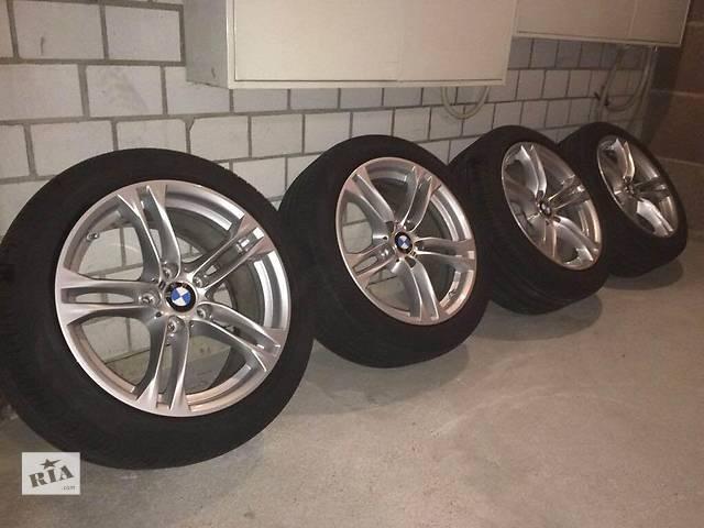 продам Б/у диск с шиной для легкового авто BMW 5 Series 613m бу в Ужгороде