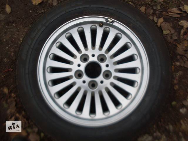 купить бу Б/у диск с шиной для легкового авто BMW 5 Series в Тернополе