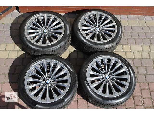 купить бу Б/у диск с шиной для легкового авто BMW 7 Series F01 F02 252 STYLING в Ужгороде