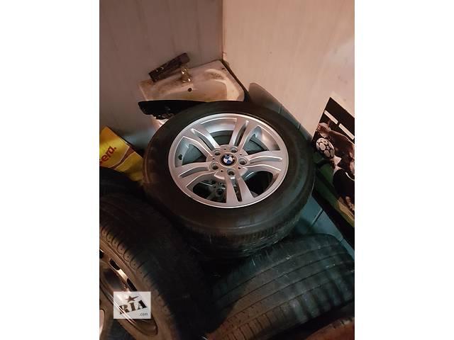 Б/у диск с шиной для легкового авто BMW X3- объявление о продаже  в Киеве