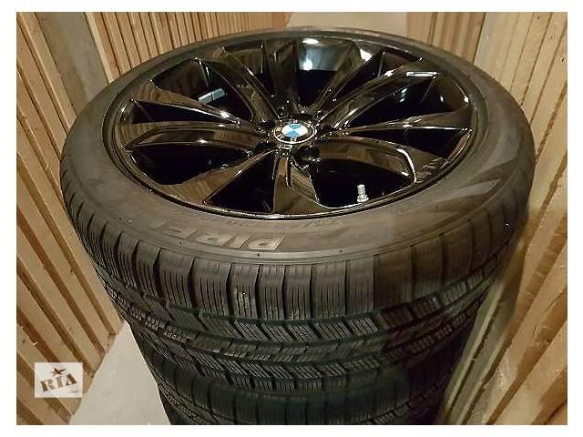 бу Б/у диск с шиной для легкового авто BMW X5 f15  в Ужгороде