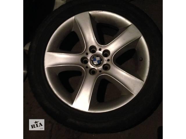 купить бу Б/у диск с шиной для легкового авто BMW X5 в Киеве