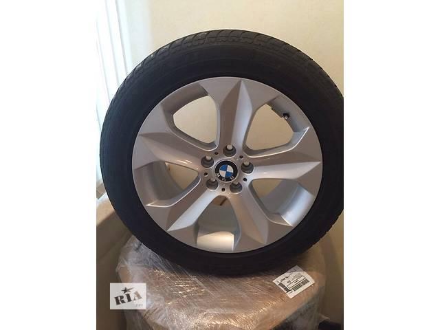 продам Б/у диск с шиной для легкового авто BMW X6 бу в Одессе