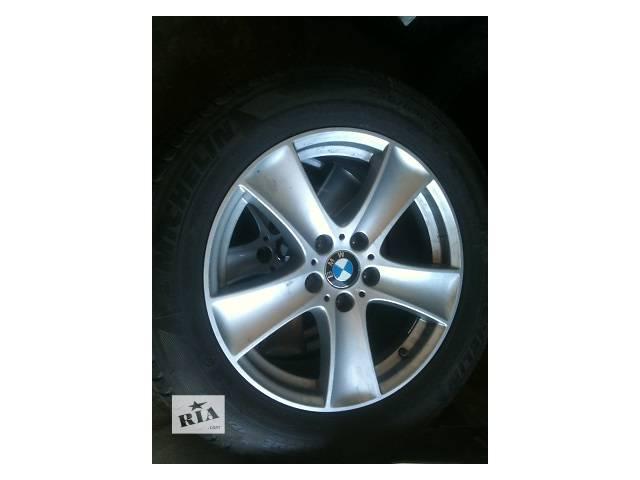 бу Б/у диск с шиной для легкового авто BMW X6 в Ровно