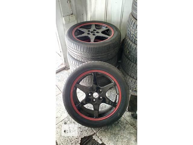 бу Б/у диск с шиной для легкового авто BMW в Одессе