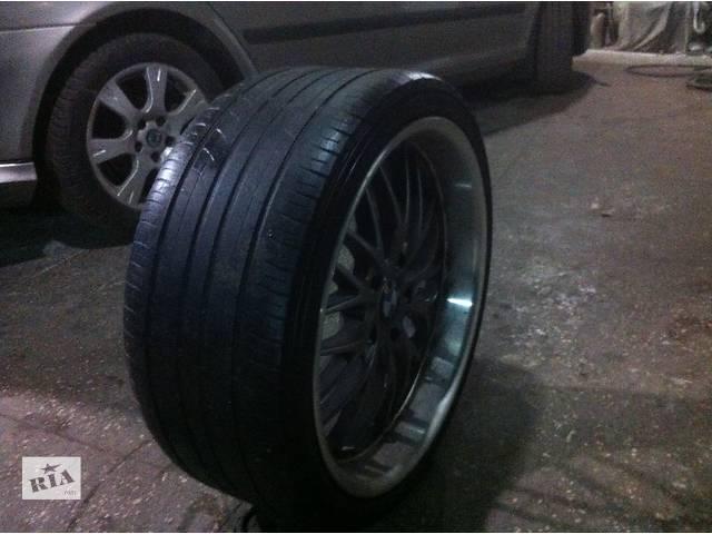 бу Б/у диск с шиной для легкового авто BMW в Донецке