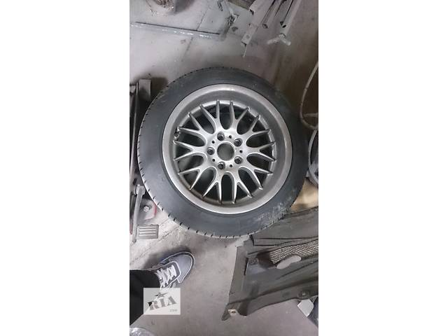 купить бу Б/у диск с шиной для легкового авто BMW в Киеве