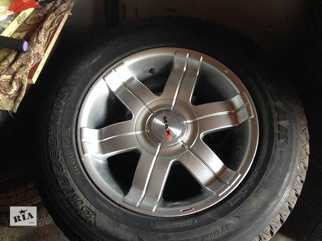 Б/у диск с шиной для легкового авто Cadillac Escalade- объявление о продаже  в Киеве