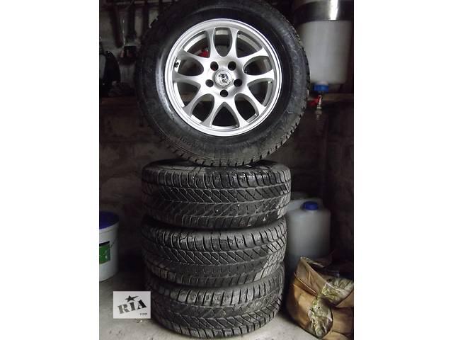 Б/у диск с шиной для легкового авто Chery Tiggo- объявление о продаже  в Донецке