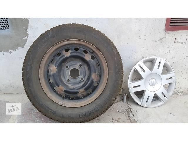 купить бу Б/у диск с шиной для легкового авто Chevrolet в Тернополе