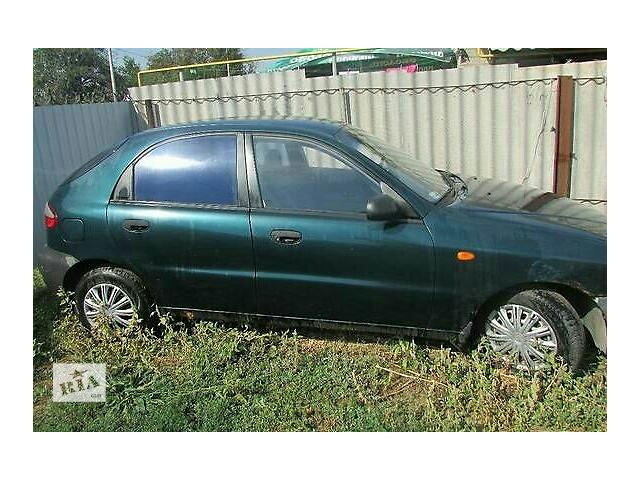 Б/у диск с шиной для легкового авто Daewoo Lanos Hatchback 2003- объявление о продаже  в Запорожье