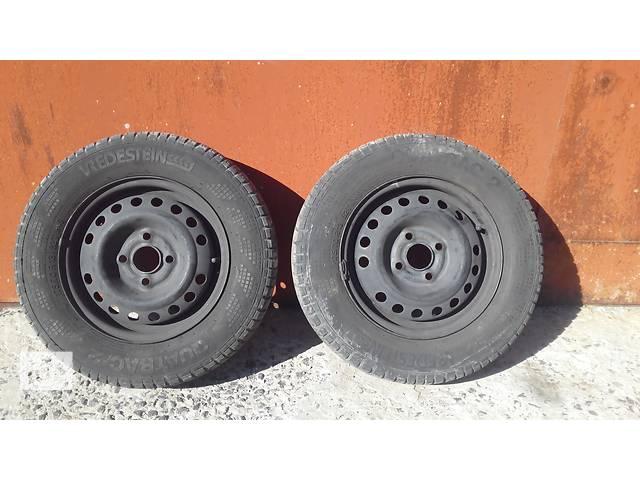 Б/у диск с шиной для легкового авто Daewoo Lanos- объявление о продаже  в Сумах