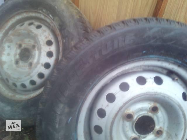 Б/у диск с шиной для легкового авто Daewoo Lanos- объявление о продаже  в Полтаве