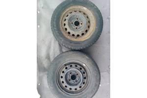 б/у диски с шинами Daewoo