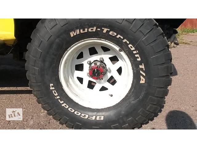 купить бу Б/у диск с шиной 15x6.5 Е-0, BFGoodrich 33/10.5 для Daihatsu Rocky в Чернигове