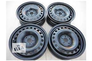 б/у диски с шинами Fiat Doblo