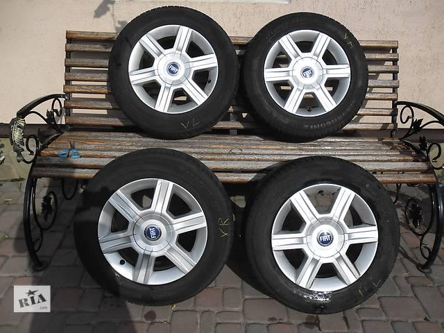 купить бу Б/у диск с шиной для легкового авто Fiat Florino в Глухове (Сумской обл.)