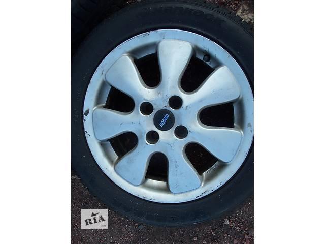 бу Б/у диск с шиной для легкового авто Fiat в Ковеле
