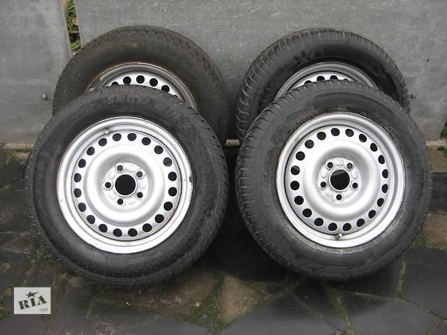Б/у диск с шиной для легкового авто Ford Transit Connect- объявление о продаже  в Костополе