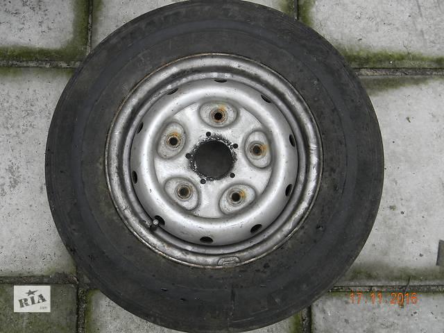 купить бу Б/у диск с шиной для легкового авто Ford Transit в Кременчуге