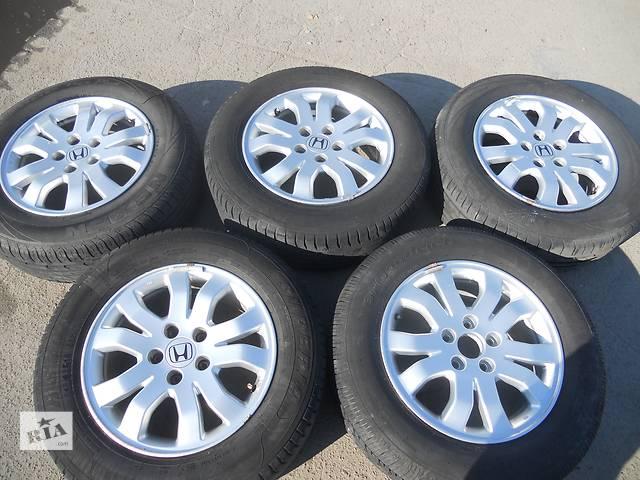 продам Б/у диск с шиной для легкового авто Honda CR-V бу в Березному (Ровенской обл.)