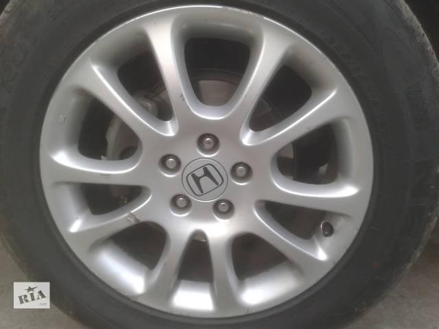 Б/у диск с шиной для легкового авто Honda CR-V- объявление о продаже  в Кривом Роге