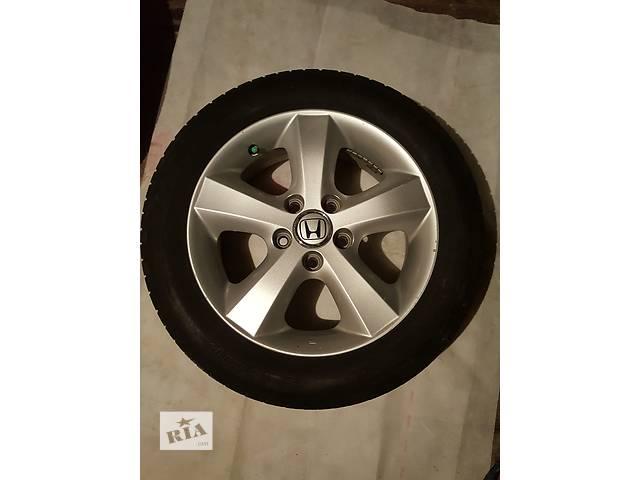 Б/у диск с шиной для легкового авто Honda- объявление о продаже  в Трускавце