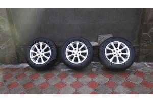 б/у диски с шинами Honda