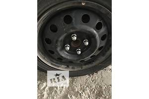 б/у диски с шинами Hyundai Accent