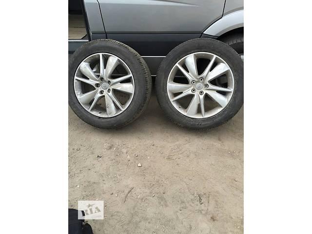 купить бу Б/у диск с шиной для легкового авто Infiniti QX70 в Ровно