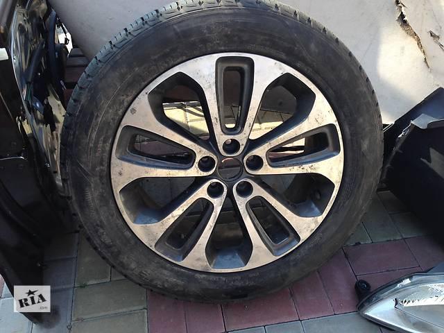 Б/у диск с шиной для легкового авто Kia Sorento- объявление о продаже  в Ровно