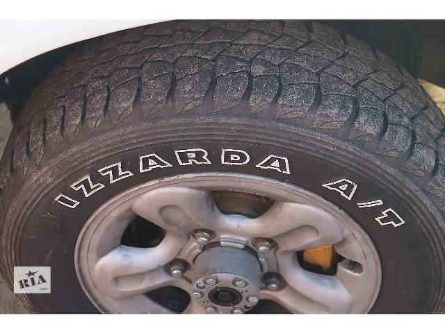 Б/у диск с шиной для легкового авто Kia Sportage 1999- объявление о продаже  в Черкассах